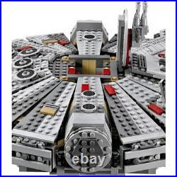 Kessel Run Millennium Falcon Star Wars Spacecraft Building Block Compatible LEGO