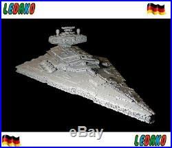 Komplett Set MOC für Star Wars ISD Intimitador über 19500 original LEGO Teile