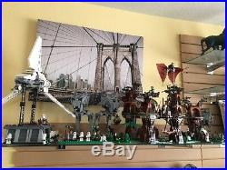 LARGEST HUGE Lot LEGO STAR WARS 10236 75059 75101 9516 7964 7913 SET MINIFIGURE