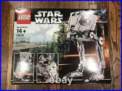 LEGO 10174 Star Wars Imperial AT-ST 2006 BRAND NEW & FACTORY SEALED