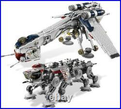 LEGO 10195 Republic Dropship AT OT Walker Star Wars SEALED BRAND NEW