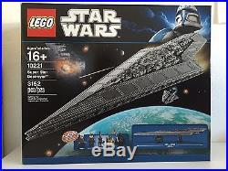 LEGO 10221 Star Wars Super Star Destroyer Brand new Sealed Retired Hard to Find