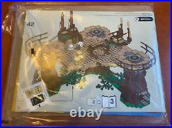 LEGO 10236 Star Wars Ewok Village-1990 pcs-Retired Set NEW NO BOX Complete