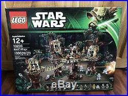 LEGO 10236 Star Wars Ewok Village New In Box
