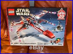 LEGO 4002019 Employee Christmas Gift Star Wars X-wing 2019 NEW MISB