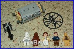 LEGO 4504 STAR WARS MILLENIUM FALCON 2003 Very Rare