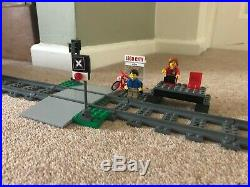 LEGO 60051 City RC Train High Speed Passenger Train, Station, 36 pieces of track