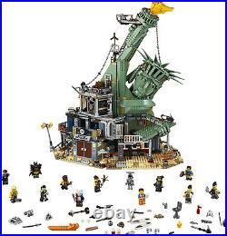 LEGO 70840 Apocalypseburg Lego The Movie NEU NEW SEALED
