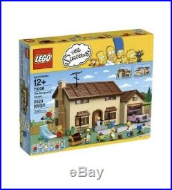 LEGO 71006 The Simpsons House Set NEW Homer Marge Bart Lisa Maggie Ned Flanders