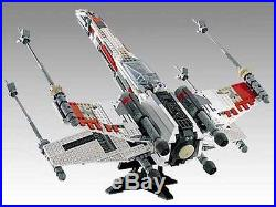 LEGO 7191 Star Wars Ultimate Collector Series X-wing Fighter VERY RARE