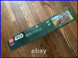 LEGO 75020 Star Wars Jabba's Sail Barge RETIRED (NEW & SEALED)