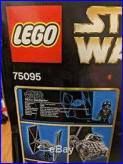 LEGO 75095 Star Wars Tie Fighter Building Set