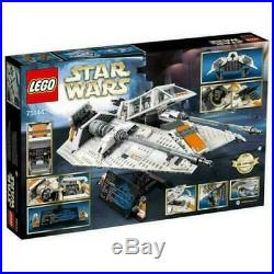 LEGO 75144 Star Wars UCS SnowSpeeder Building Kit The Empire Strikes Back Gift