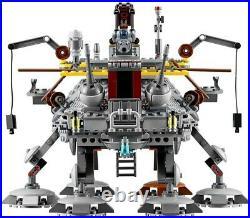 LEGO 75157 Star Wars Captain Rex's AT-TE Building Kit 972 Pcs