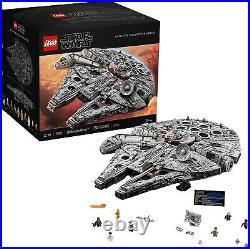 LEGO (75192) Star Wars Millennium Falcon 7541 Pieces FREE SHIPPING