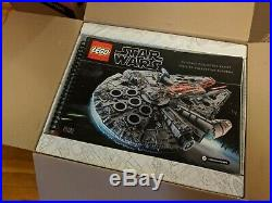 LEGO (75192) Star Wars Millennium Falcon, used, in near perfect condition