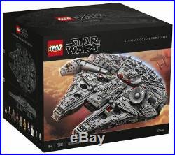 /////LEGO 75192 UCS Star Wars Faucon Millenium neuf (encore dans le carton LEGO)