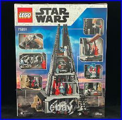 LEGO 75251 Disney Star Wars Darth Vader's Castle and Star Destroyer New Sealed