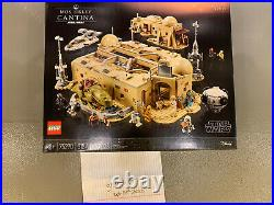 LEGO 75290 STAR WARS Mos Eisley Cantina BRAND NEW AND SEALED