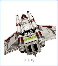 LEGO 75309 Star Wars UCS Republic Gunship (3292 pcs) Brand New! Sealed In Box