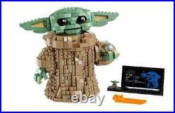 LEGO 75318 Star Wars Mandalorian The Child BRAND NEW SEALED IN BOX BABY YODA
