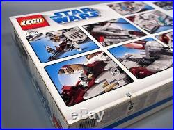LEGO 7676 Star Wars Republic Attack Gunship NEW & SEALED