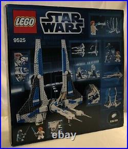 LEGO 9525 STAR WARS PRE VIZSLA'S MANDALORIAN FIGHTER Factory Sealed Box