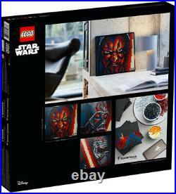 LEGO ART Star Wars The Sith 31200 New Toy Brick