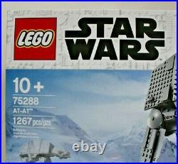 LEGO AT-AT Star Wars (75288) Brand New Sealed