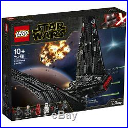 LEGO / Constructor LEGO Star Wars Episode IX 75256 Shuttle Kylo Ren