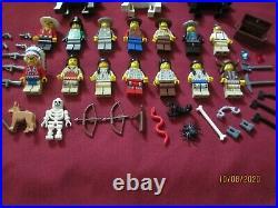 LEGO Cowboys & Indians Minifigures Lot. Western, Indians, Horses, Cowboys ETC
