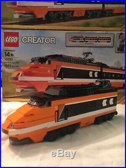 LEGO Horizon Express Train Set 10233 (2 Sets)
