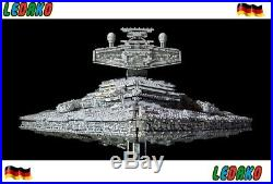 LEGO Komplett Set MOC für Star Wars ISD Intimitador UCS über 19500 Teile