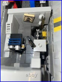 LEGO MOC Star Wars Razor Crest 5500 Teile! Richboyjhae