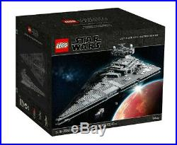 LEGO STARWARS 75252 Imperial Star Destroyer SIGNED + AUTHENTICITY CERTIFICATE