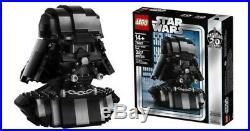 LEGO STAR WARS 20 YRS Exclusive Darth Vader Bust Helmet Official 75227 PREORDER