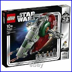 LEGO STAR WARS 75243 SLAVE ONE 20TH ANNIVERSARY SET Gift Brand new and sealed
