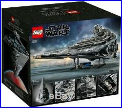 LEGO STAR WARS 75252 Imperial Star Destroyer VIP RELEASE with FAST UPS SHIPPING
