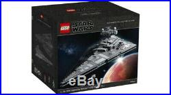 LEGO STAR WARS Imperial Star Destroyer 75252 UCS Brand New Exclusive Sealed