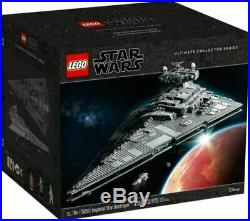 LEGO STAR WARS Imperial Star Destroyer 75252 UCS available now