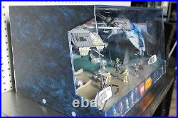 LEGO STAR WARS LIGHTED DISPLAY! AT-AP (75043) AND DROID GUNSHIP (75042) Deposit