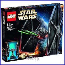 LEGO STAR WARS TIE Fighter 75095 Ultimate Collector Series Brand New Sealed