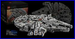 LEGO STAR WARS UCS MILLENNIUM FALCON 75192 SEALED New