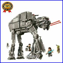 LEGO Space Wars First Order Heavy Assault Walker 75189 The Last Jedi NEW 2020