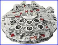 LEGO Star Wars 10179 Ultimate Collector's Millennium Falcon Factory Sealed NEW
