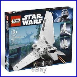 LEGO Star Wars 10212 Imperial Shuttle UCS NEU & OVP SEALED PASST ZU 10221