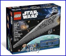LEGO Star Wars 10221 Super Star Destroyer NEU&OVPpasst zu 10215, 10212, 7879