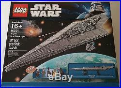LEGO Star Wars 10221 Superstern Zerstörer NEU & OVP new sealed Super star dest