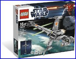 LEGO Star Wars 10227 B-Wing Starfighter SEALED BRAND NEW