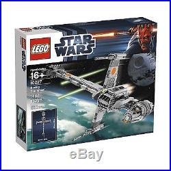 LEGO Star Wars 10227 B-Wing Starfighter UCS NEU & OVP SEALED PASST ZU 10198